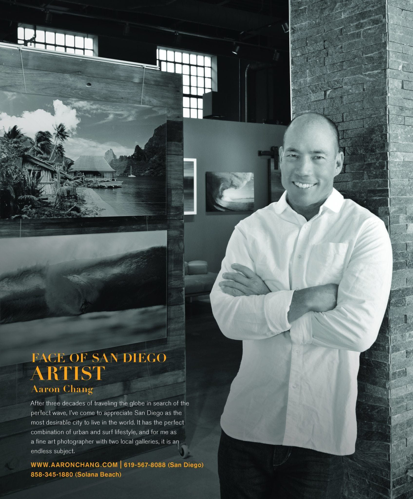 San Diego Home Garden Lifestyles Magazine Faces Of San Diego Aaron Chang