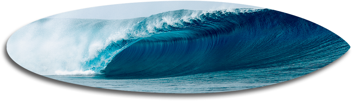 Teahupoo Short Board