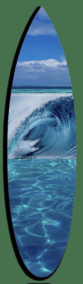 The Tahitian Short Board