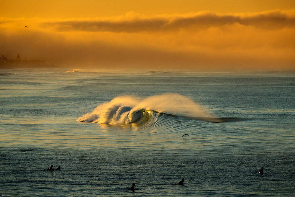 Surfing in Heaven