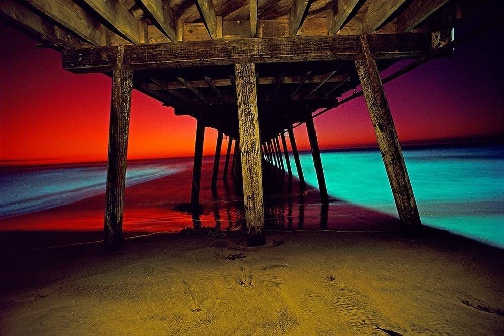 Equinox South Beach >> Imperial Beach Pier