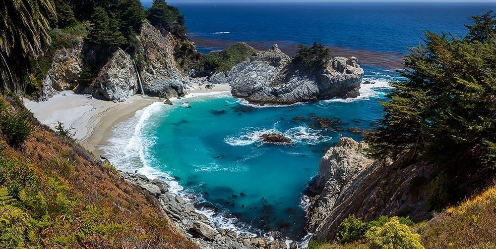 Julia Burns Big Sur