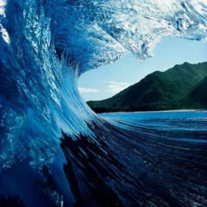 Outer Island Wave