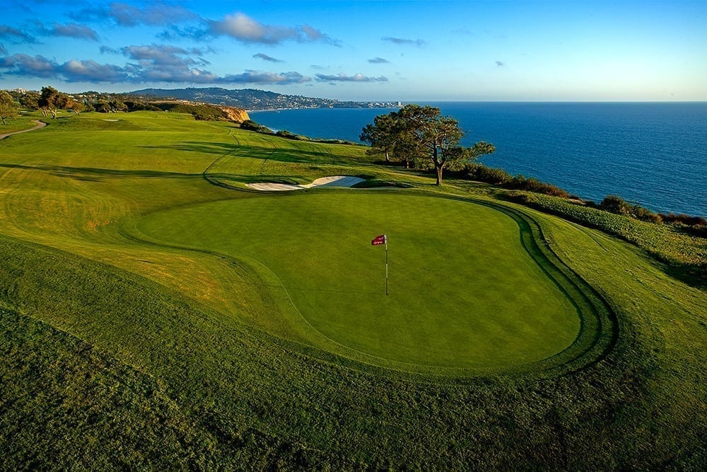 Torrey Pines 4th Hole