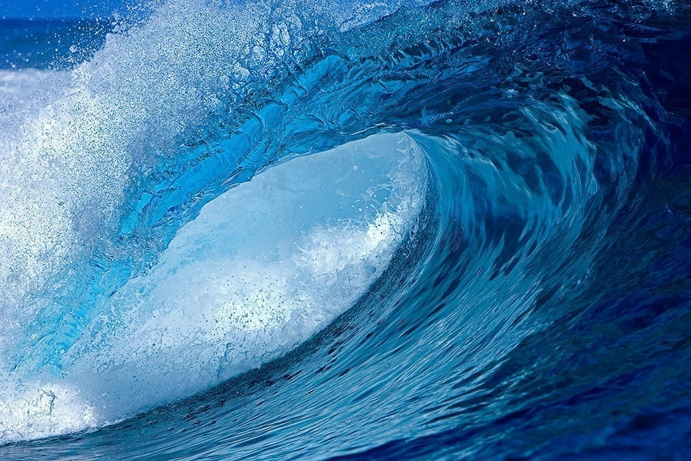 Tahitian Waterdrops