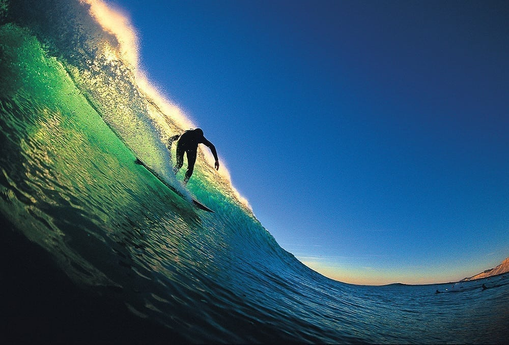 Blacks Beach Joel Tudor
